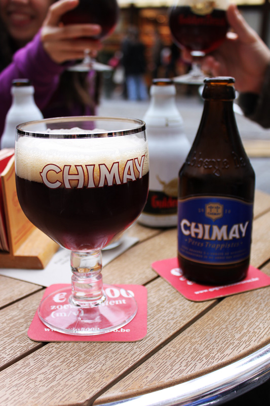 Have a break, Have a Chimay!