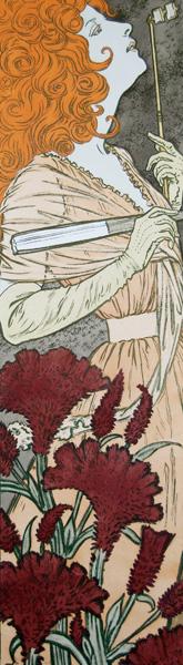 Extravagance par Eugène Grasset